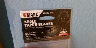 Reviews tapper blades
