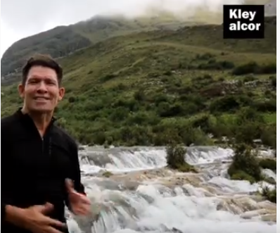 Youtuber Famoso Kley Alcor visita Cochecorral y queda impresionado