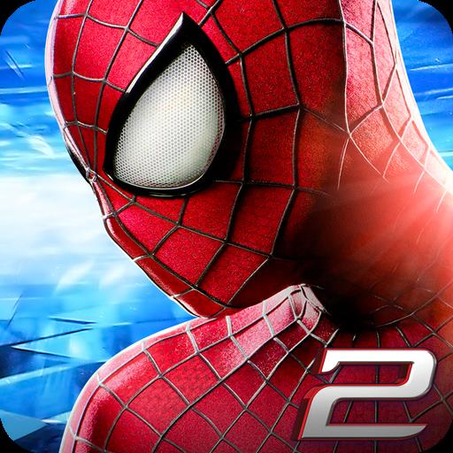 O Espetacular Homem-Aranha 2 v1.2.8d Apk Mod+Data [Dinheiro Infinito]