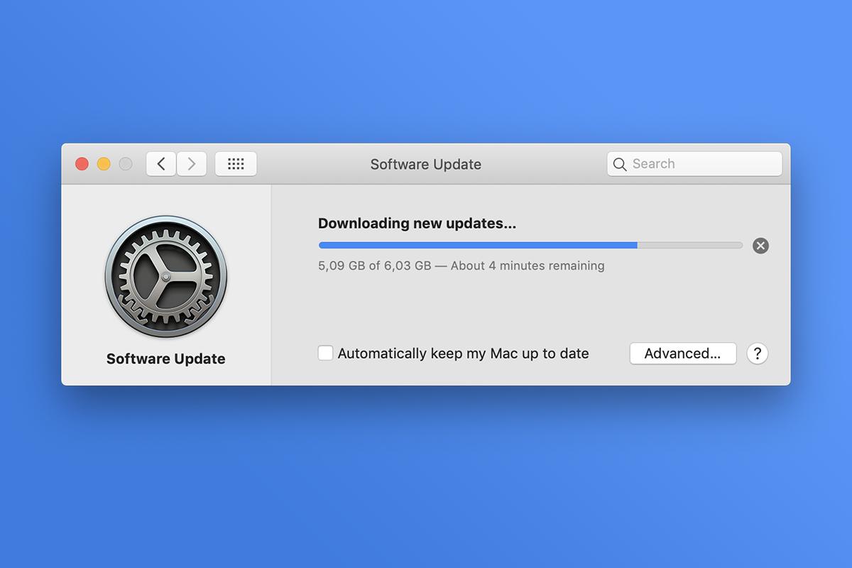 Come installare macOS Mojave su USB