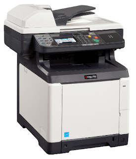 was carried me from Hermes to the business office  Kyocera FS-C2526MFP Driver Download