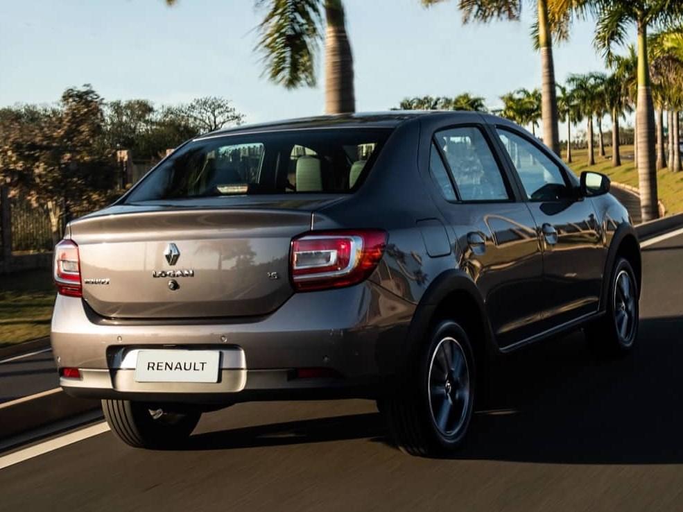 Renault Logan 2020 - новый кузов модели на старой базе?
