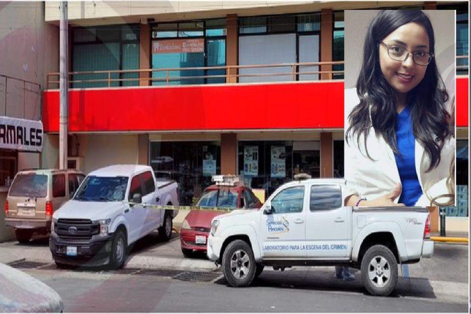 Sicarios matan a una dentista dentro de su consultorio; le dieron 7 balazos