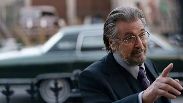 Hunters Hollywood TV Series - Al Pacino