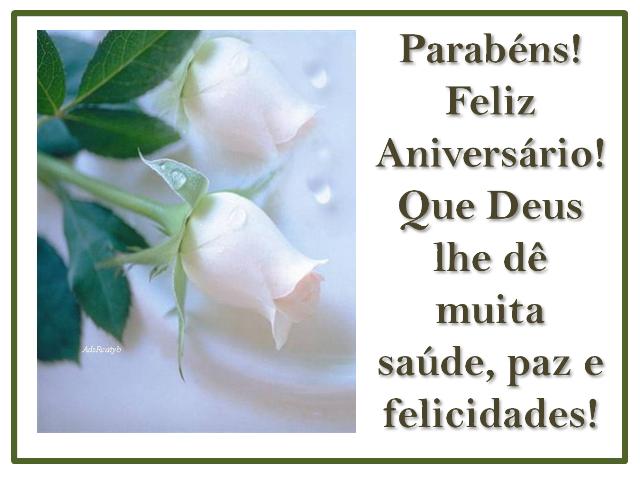 Mensagem De Aniversario Evangelica: MENSAGEM DE AMOR EVANGELICA: Aniversário