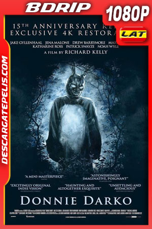 Donnie Darko (2001) 1080p BDrip Latino – Ingles