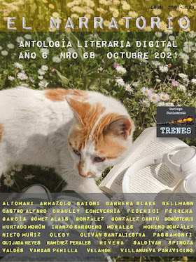 EL NARRATORIO  ANTOLOGÍA LITERARIA DIGITAL NRO 68