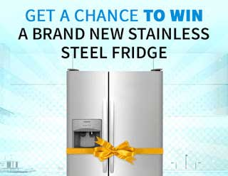 fridge giveaway