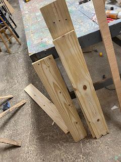 Pallet deckboards