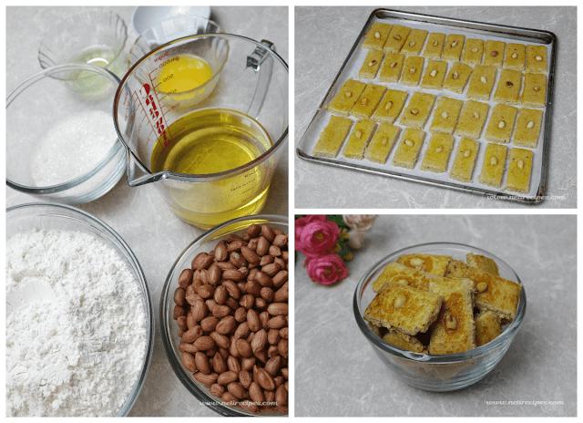 Cara Membuat Kue Kacang Tanpa Oven dan Mixer