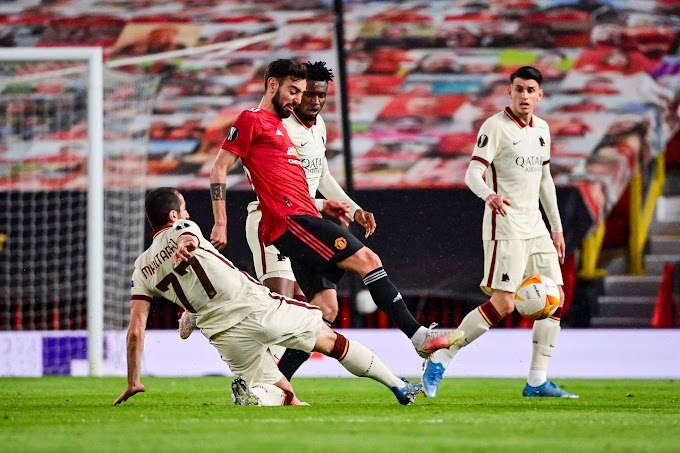 Europa League: Man Utd-Roma 6-2