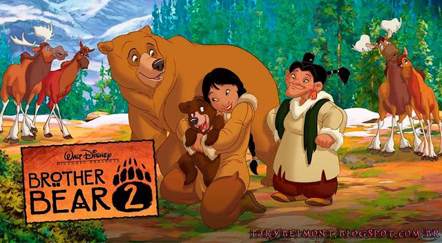 Irmão Urso 2 Disney