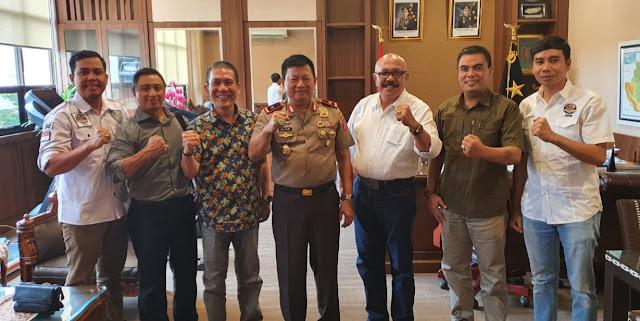 Kegiatan Jamnas Ke 5 TCLI Didukung Oleh Wakapolda Jambi