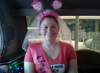 Happy Bride-to-Be, Karen's Hen Night