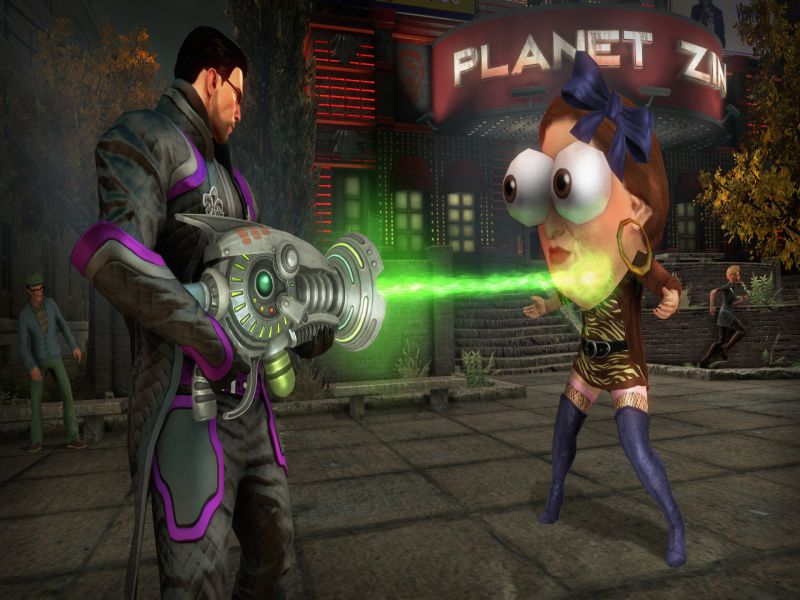 Download Saints Row IV Free Full Game For PC