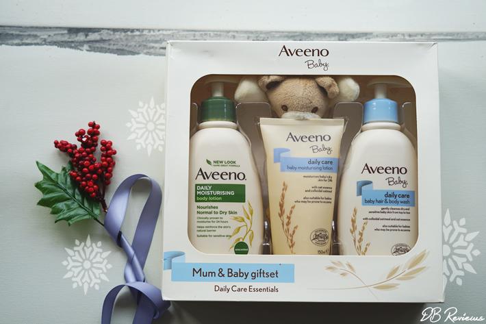 Aveeno Mum & Baby Gift Set
