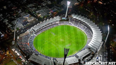 Geelong to host international cricket