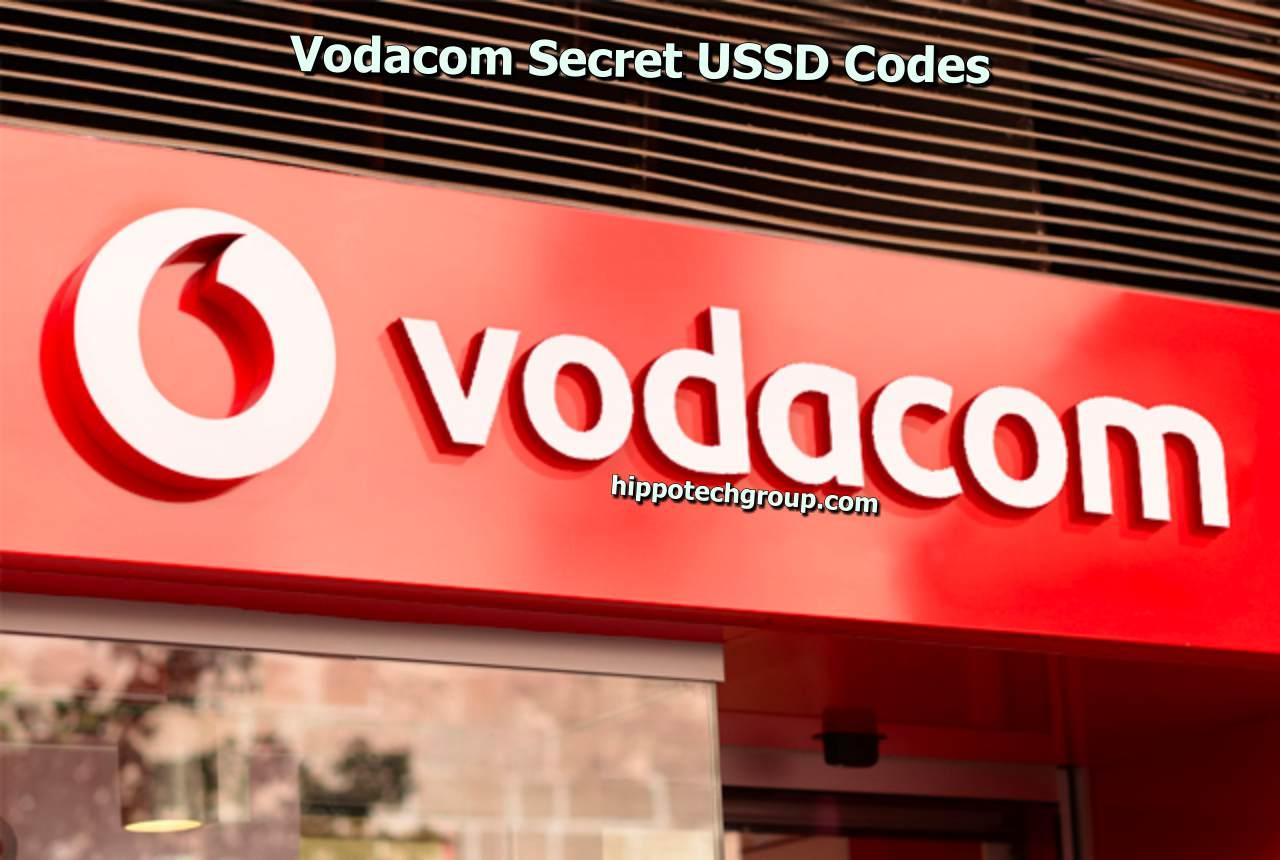 Vodacom Tanzania Secret USSD Codes