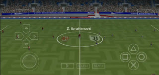 Download eFootball PES 2022 PPSSPP French commentary English Version & Minikits HD Best Graphics