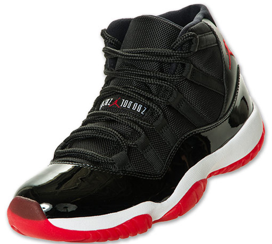 new concept 2623b ef946 free shipping boys air jordan 11 retro gs bred black varsity red white  synthetic 718f8 419a5  new zealand out on them back in december 2012 or  want another ...