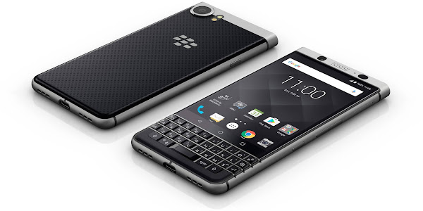 BlackBerry KEYone receives Android Oreo update