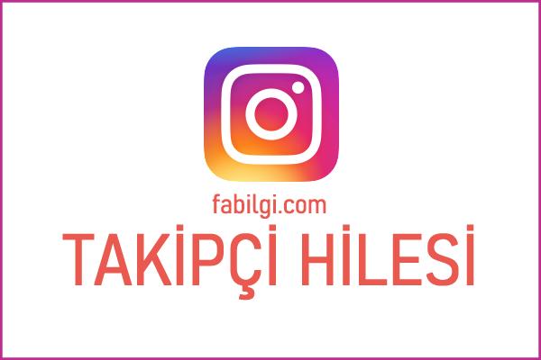 Instagram GetInsita Uygulaması Takipçi Hilesi Şifresiz Nisan 2021