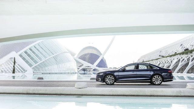Audi A8 ya está en México
