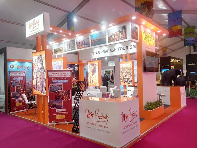 india travell mart stall designer pixelmate
