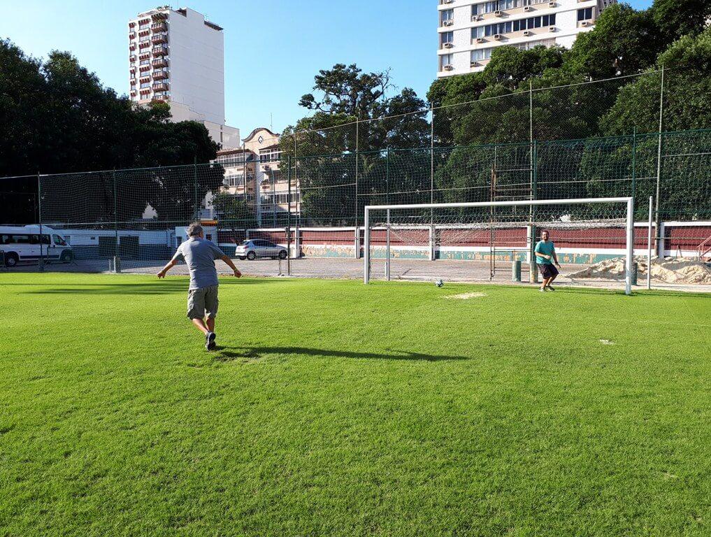 Flu Tour, o passeio guiado no Fluminense
