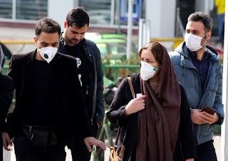 Negara Syiah Iran Umumkan Angka Kematian Karena Virus Corona Bertambah Menjadi Delapan, Penerbangan Mulai Ditutup