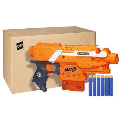 súng Nerf bắn pin 1