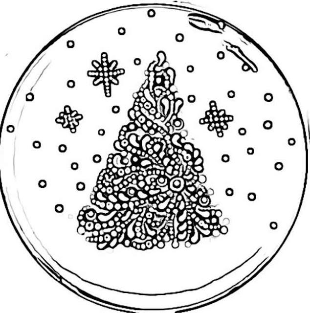 Holiday Mandala free printable coloring pages holiday.filminspector.com