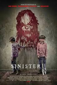 Poster Of Sinister 2 2015 In Hindi Bluray 720P Free Download