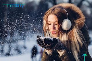 العناية بالبشرة في الشتاء بخطوات سهلة