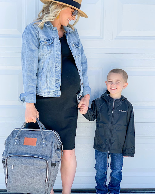KeaBabies diaper backpack review