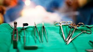 Instrumentos quirúrgicos, necesarios para realizar una correcta cirugia