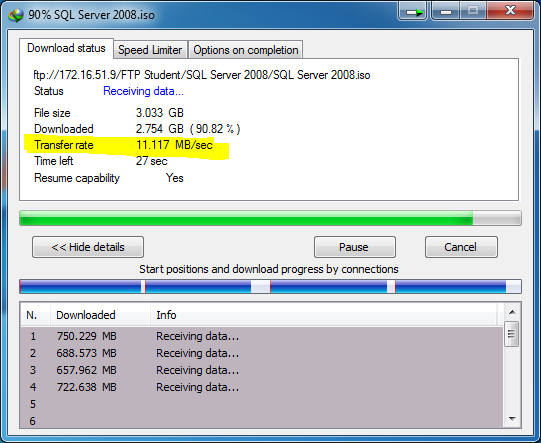 Increase Your internet Download manager Speed upto 11MB | thehackerworld