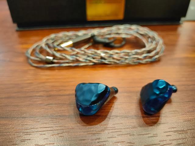 ikko OH1S 高解析單鐵單動圈 入耳式監聽耳機,MMCX可換線耳機 - 15