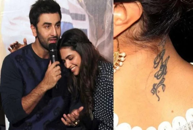 Deepika Padukone Talking About Her Tattoo On Neck