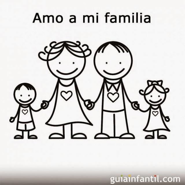 Top 10 Punto Medio Noticias Dia Del Abrazo En Familia Con Dibujo