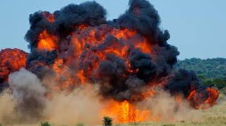 Bom Meledak di Tempat Ibadah Kaum Syiah di Baghdad, 7 Orang Tewas