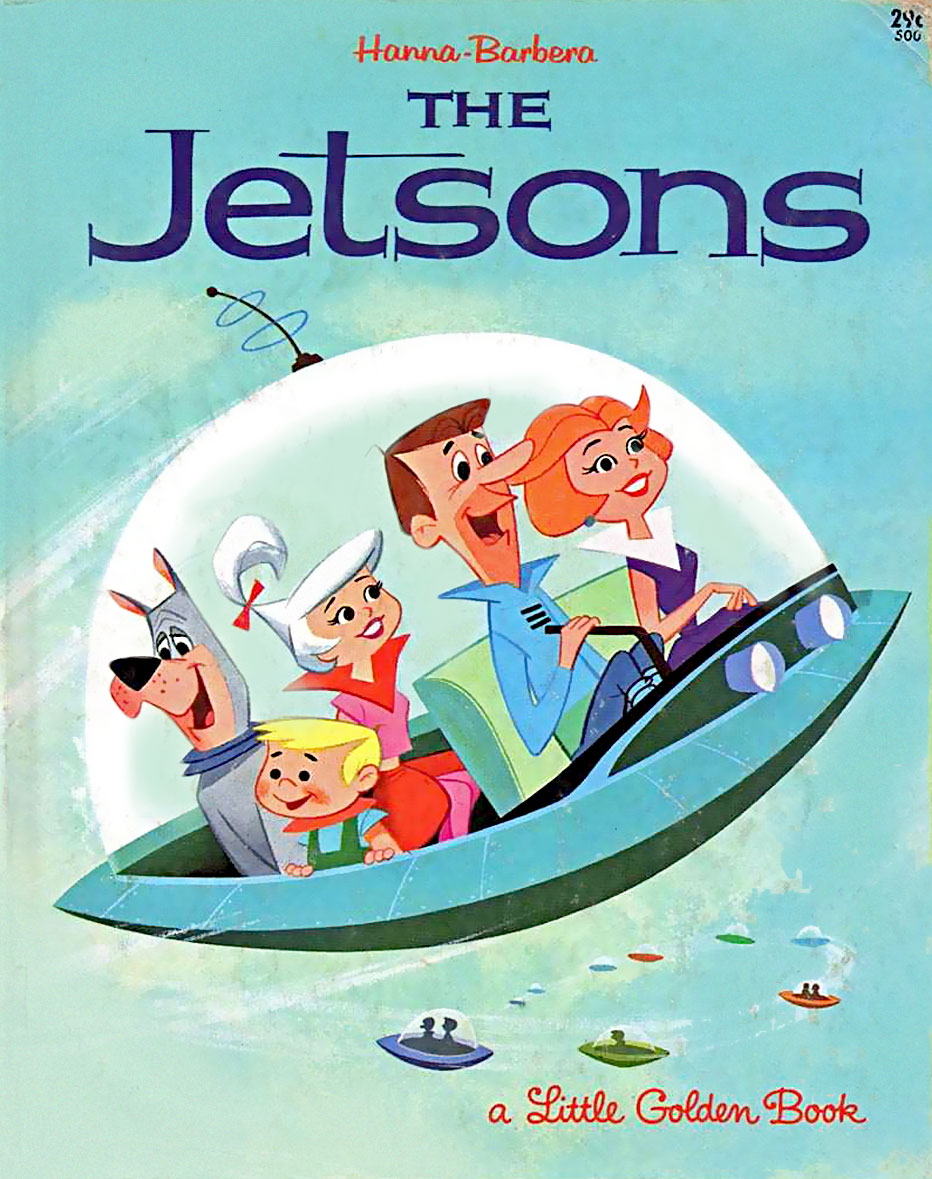 Forgotten Cartoon Characters The Jetsons