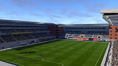PES 2021 Stadium Stayen