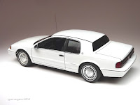 Mercury Cougar XR-7 Monogram Revell 1/25