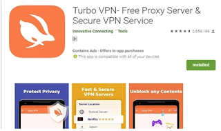 Manfaat Aplikasi Turbo VPN