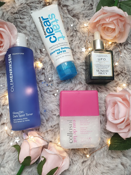 summer skincare for oily skin