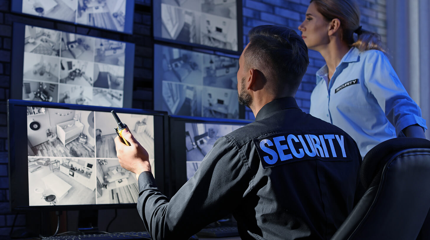 Professional security guards play an important role in offering you the highest level of comfort zone. They deter and monitor crime and help you get..