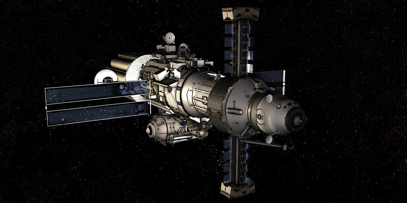 spacecraft types - photo #19