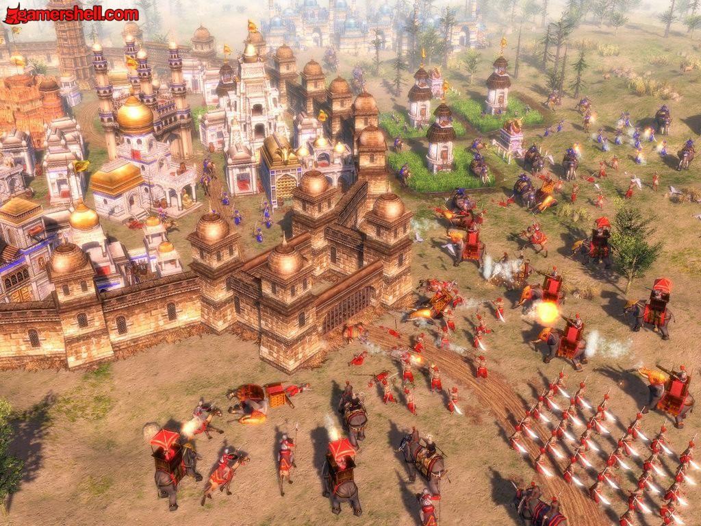Age of empires asian dynastes
