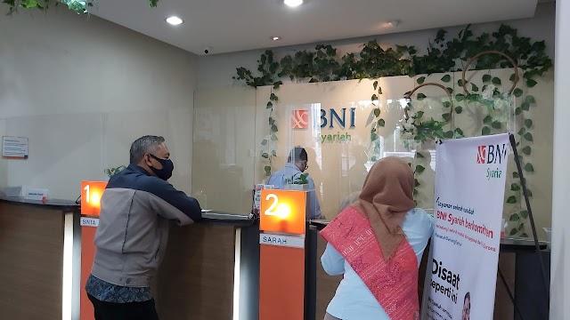 Per April 2021, Aset Perbankan Syariah di Sumut Capai Rp17,12 Triliun